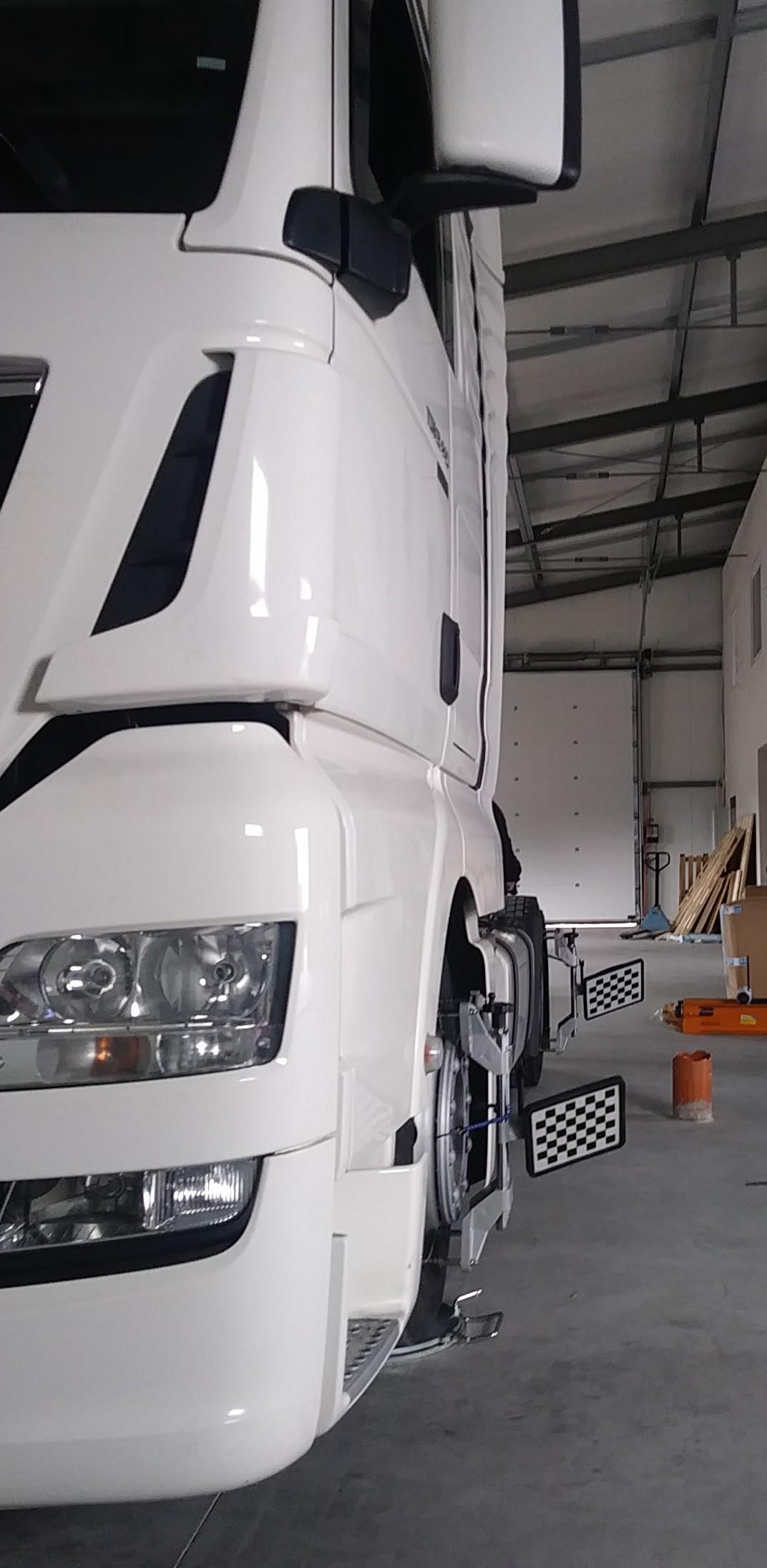 Geometria 3D ciężarowa